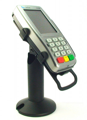 Verifone VX820 Tilt & Swivel Mount Black Steel - TCSMPP820
